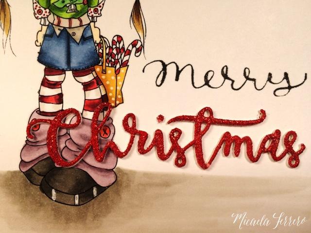 Especial de Navidad Día 8
