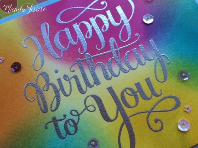 Feliz Mic Cumpleaños!